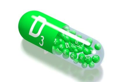 L'obésité réduit aussi la capacité du foie à convertir la vitamine D en 25 -hydroxyvitamine D.