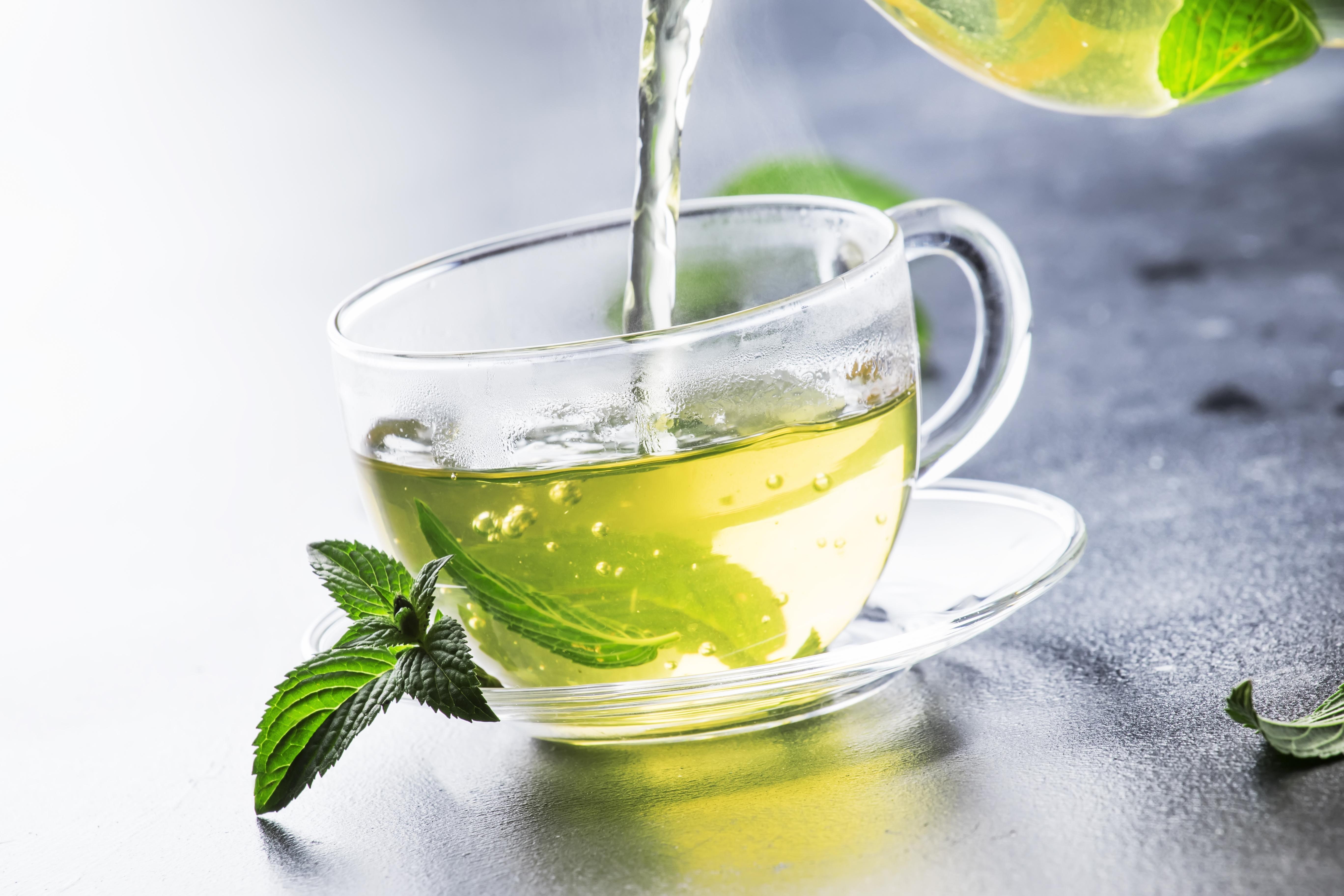 Les buveurs de thé vert vivent plus longtemps et en meilleure santé