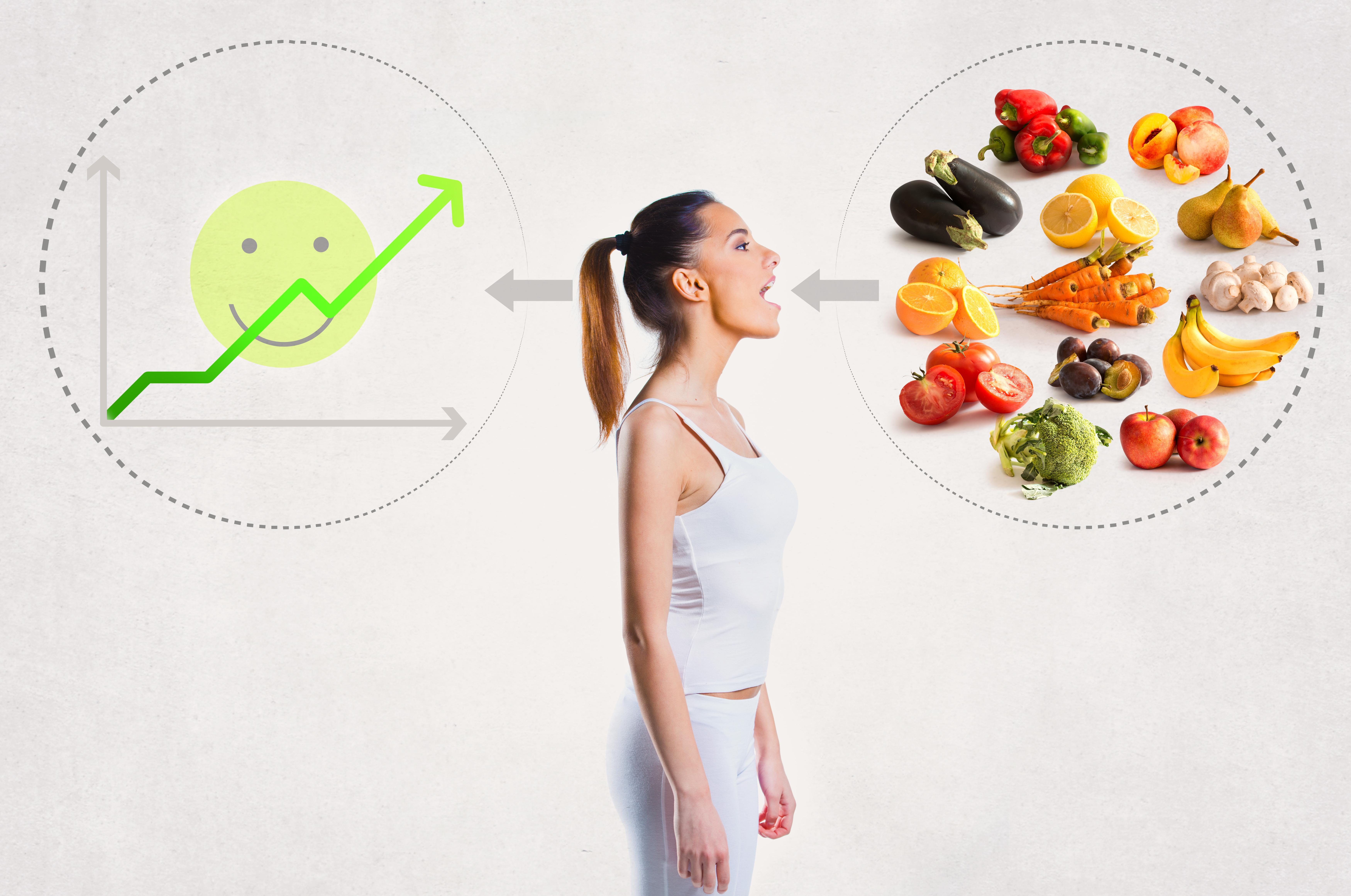 De nombreuses données épidémiologiques mettent en évidence une association entre la nutrition et la santé mentale, cependant la relation de cause à effet reste encore mal comprise